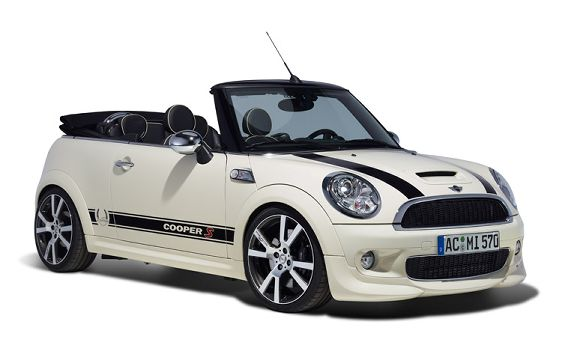 Ac Schnitzer Gives New Mini Drop Top More Power Wemotor