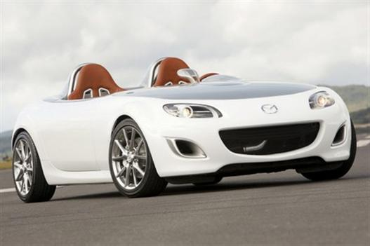 Mazda MX-5 superlight concept fq (Custom)