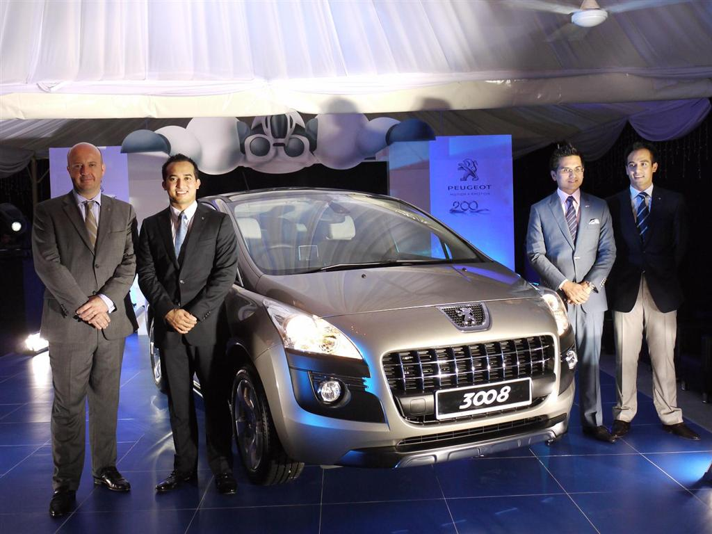 Nasim Launches The Award-Winning Peugeot 3008 - wemotor.com