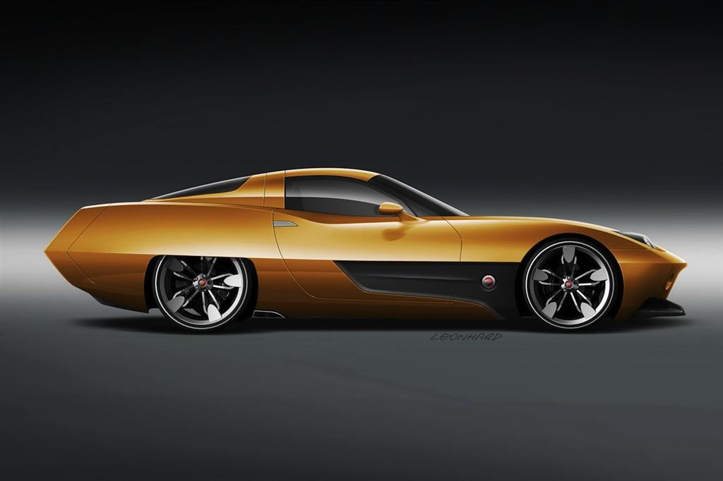 Endora sc 1 a classic sports car design with a touch of for What is touchofmodern