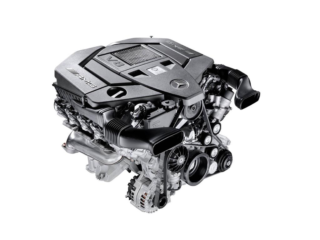 Mercedes Benz Presents New M152 V8 Engine From Amg Exhaust Power Economy And Emissions Has Always Had Consumers Confused With What They Should Have Really Want Benzs In House