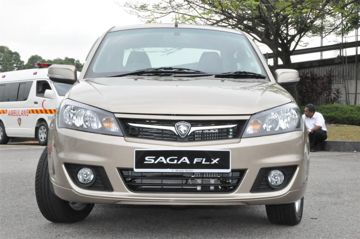 Review 2011 Proton Saga 13 Flx With Cvt Oil Cooler Row Selang