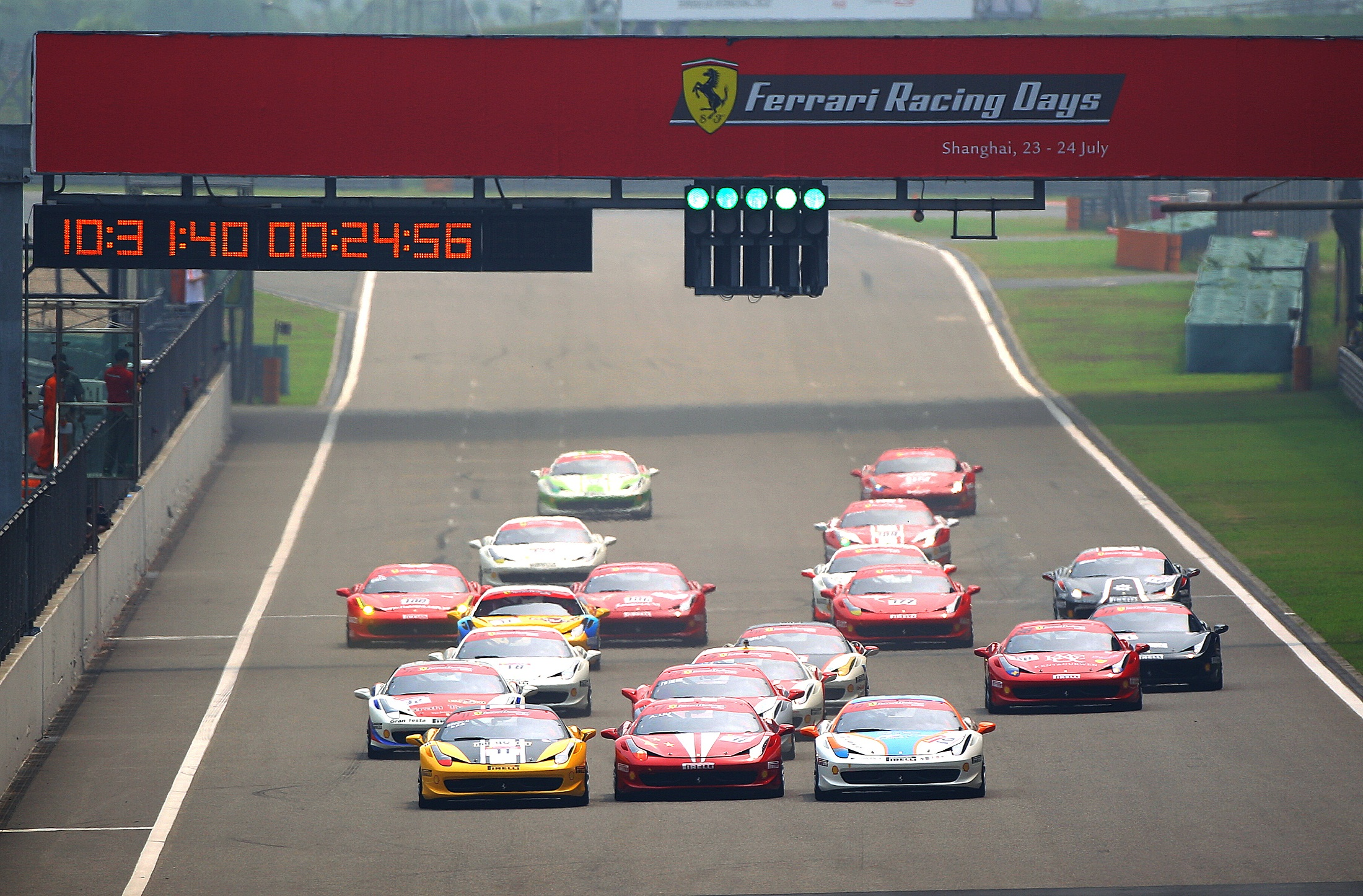 Ferrari Challenge Trofeo Pirelli To Grace Malaysia For The