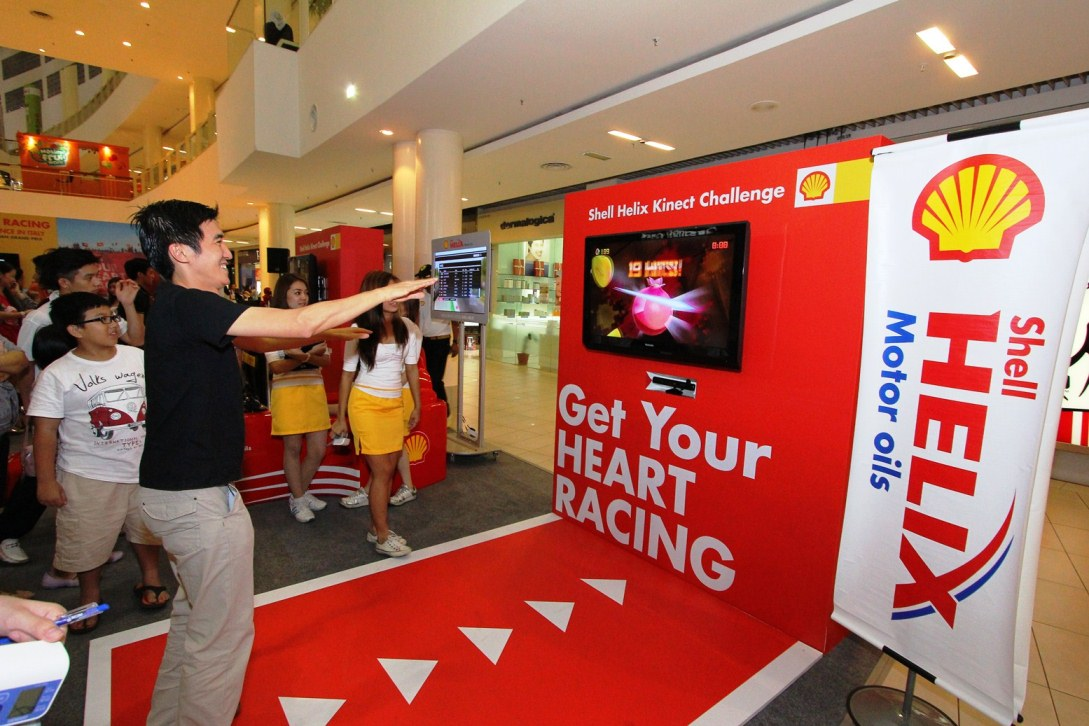 Shell Exhibition Kirkcaldy : Get your heart racing shell roadshow in klang valley