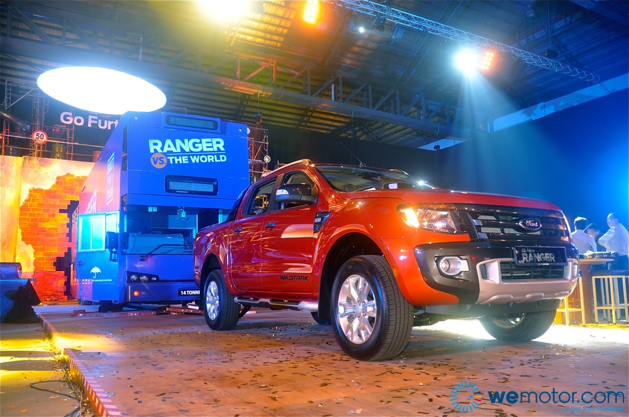 All-New Ford Ranger Launch - 106