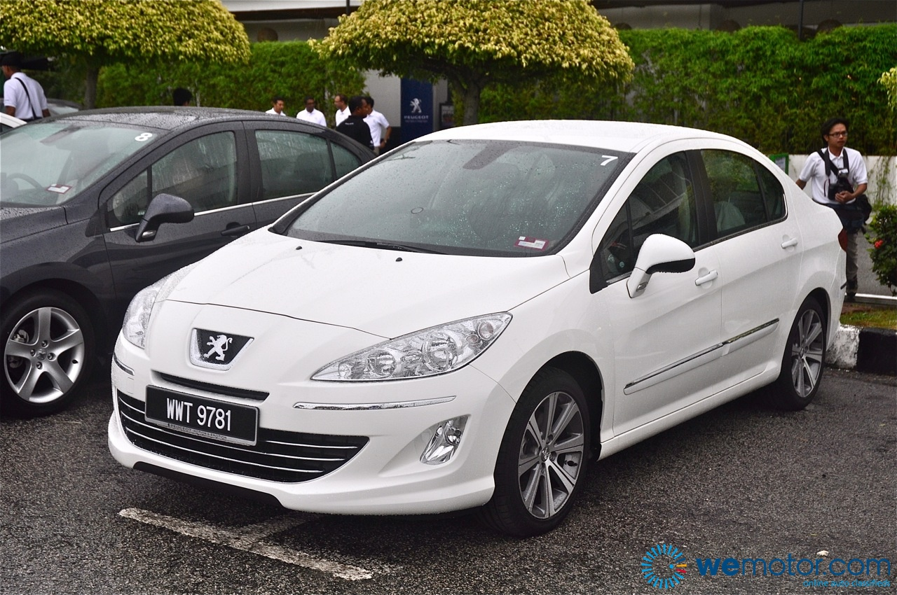 Review 2012 Peugeot 408 2 0 Litre And 1 6 Litre Turbo Wemotor Com