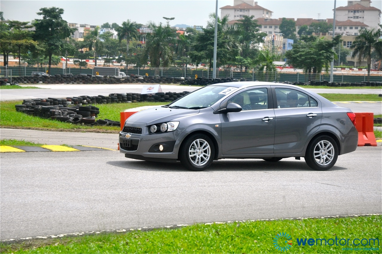 Chevrolet Sonic and Orlando Media Preview 027