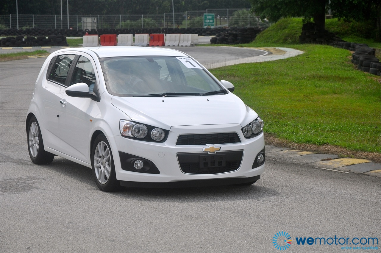 Chevrolet Sonic and Orlando Media Preview 062