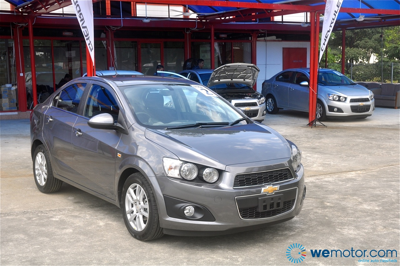 Chevrolet Sonic and Orlando Media Preview 199