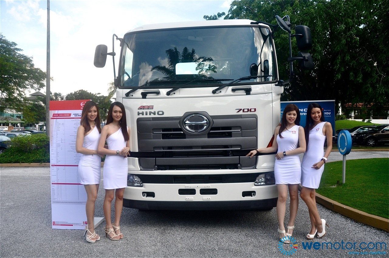 Hino Launches Upgraded...