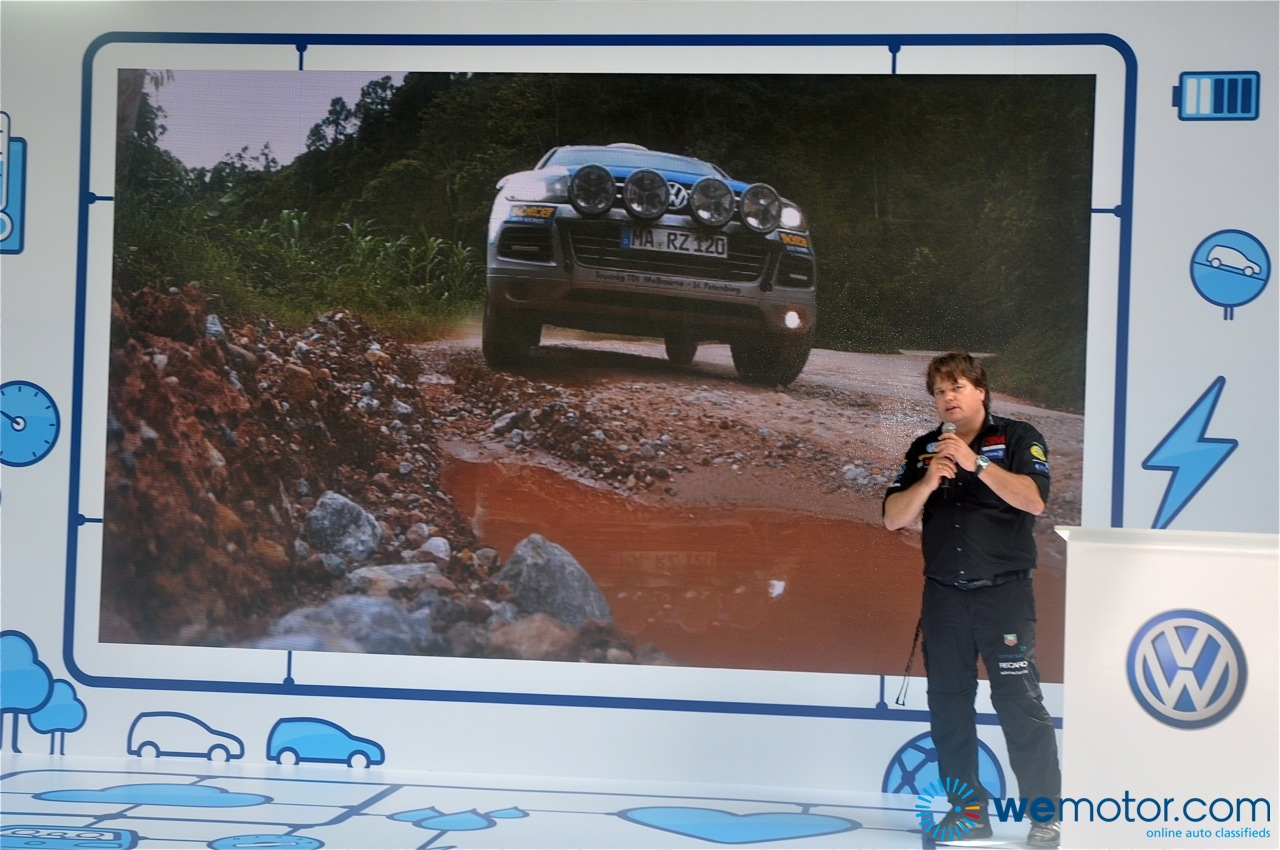 Vw launches their first diesel vehicle in malaysia the 2013 the expedition publicscrutiny Image collections