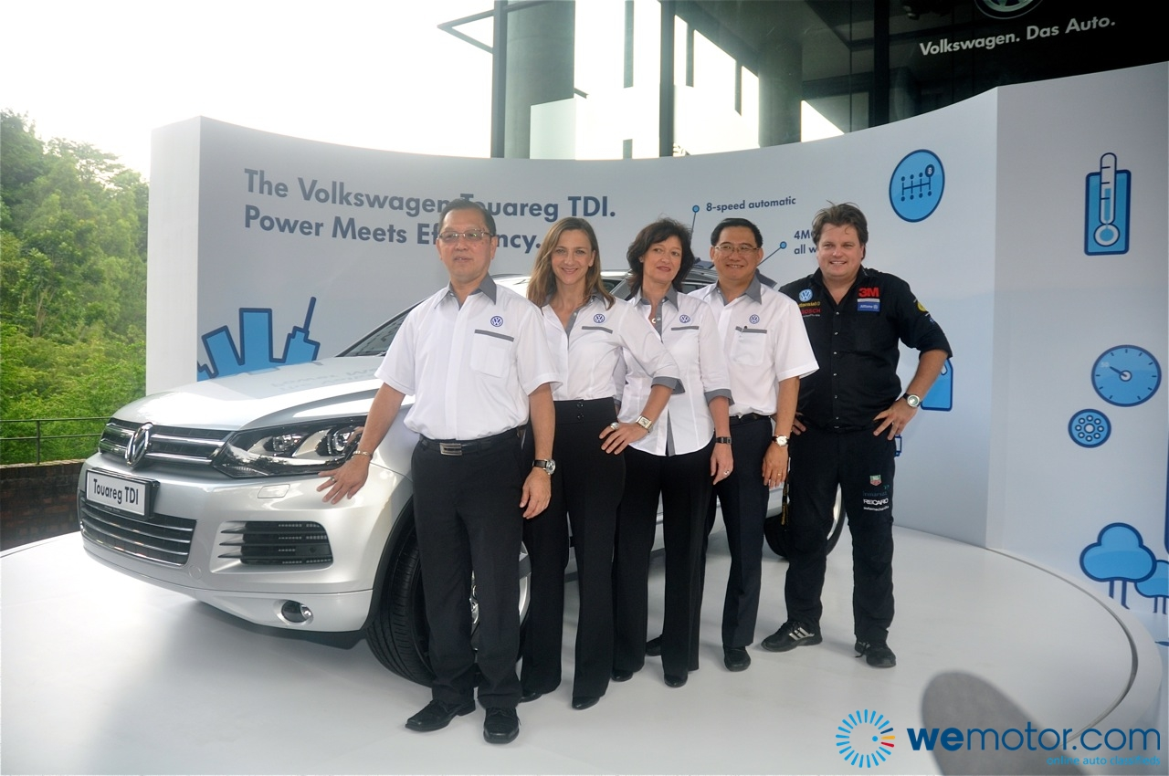 Vw launches their first diesel vehicle in malaysia the 2013 vw today launched their first diesel publicscrutiny Image collections