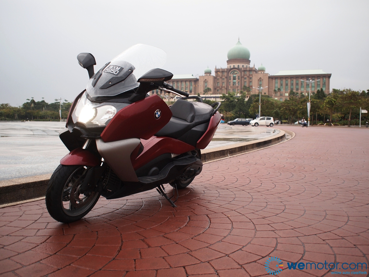BMW C650 GT Review 032
