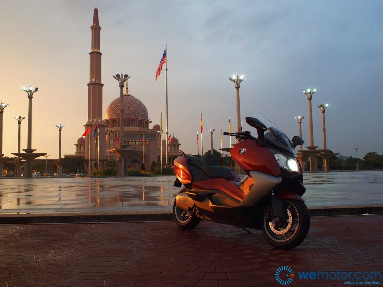 BMW C650 GT Review 039