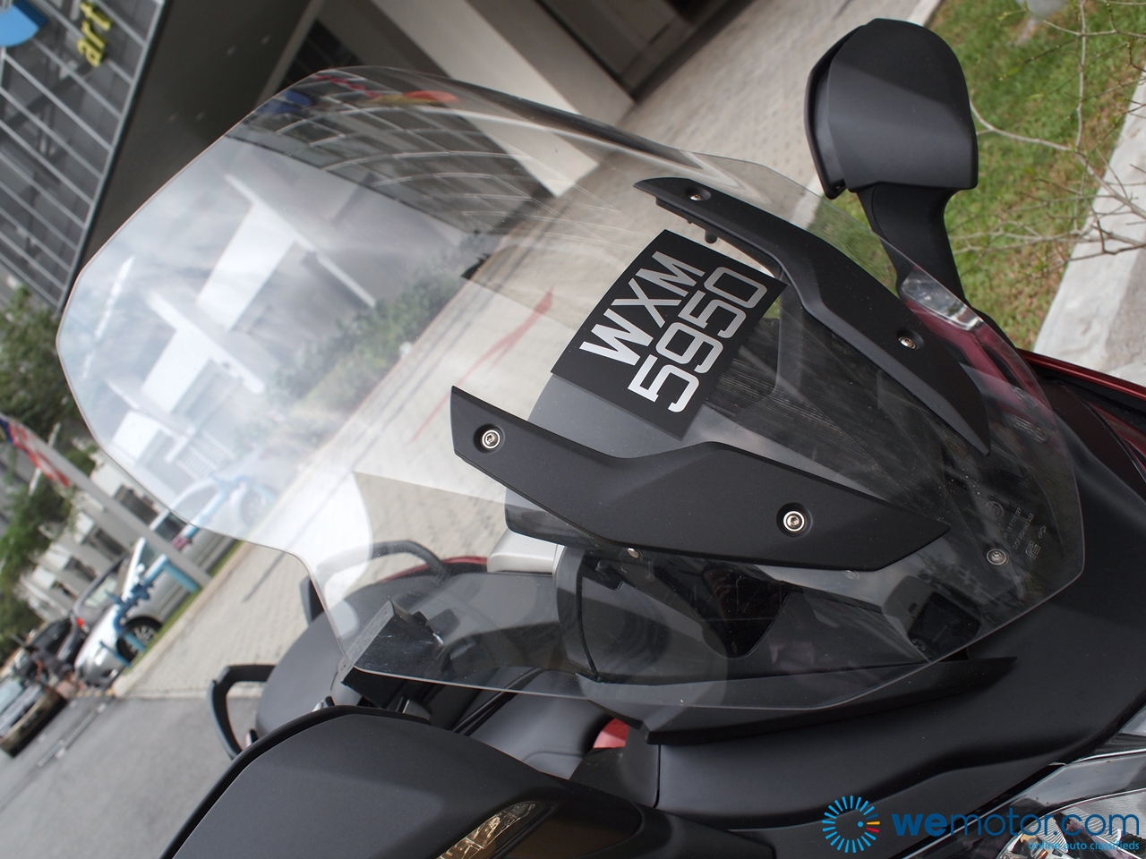 BMW C650 GT Review 069