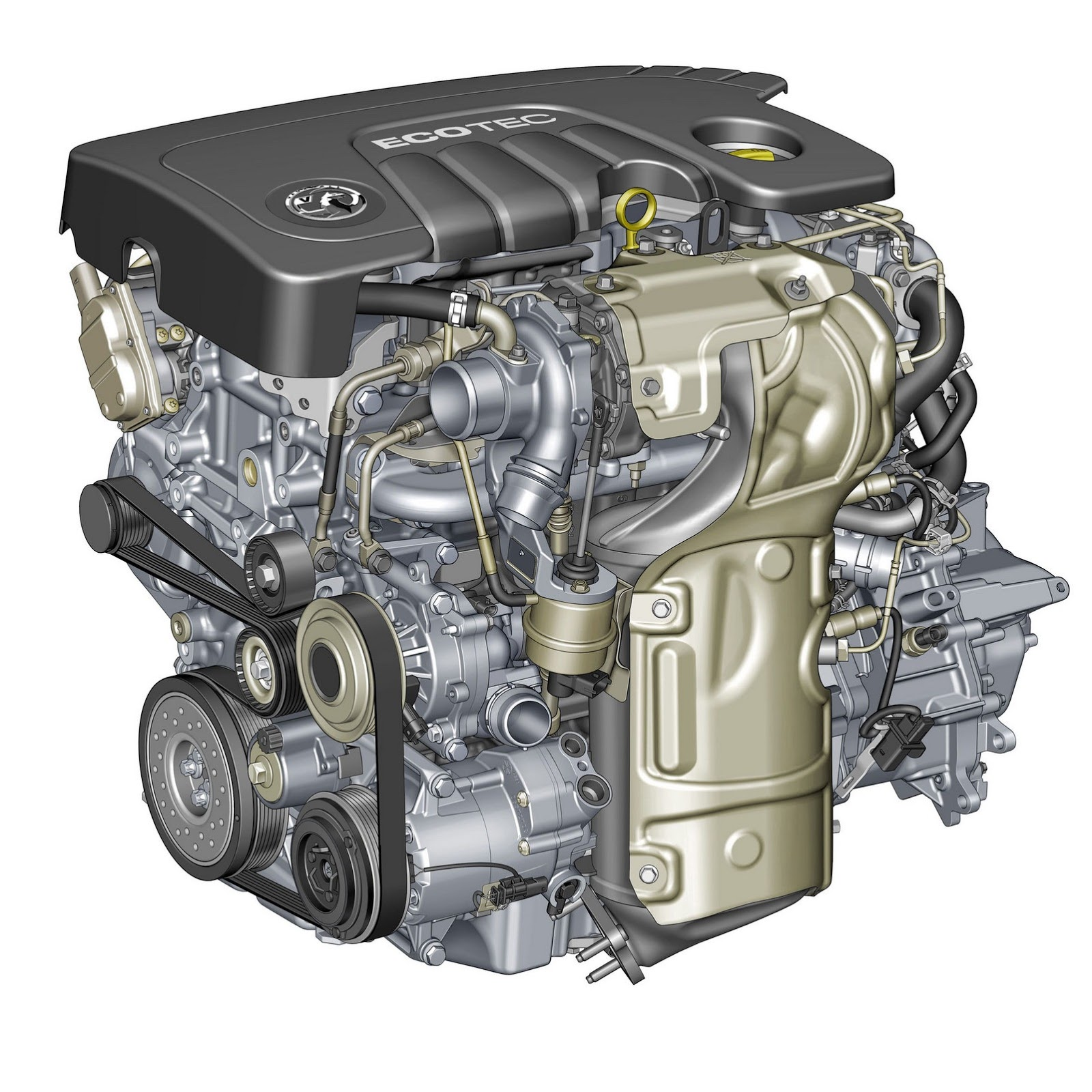 Opel-Vauxhall Zafira New Diesel Engine - 4