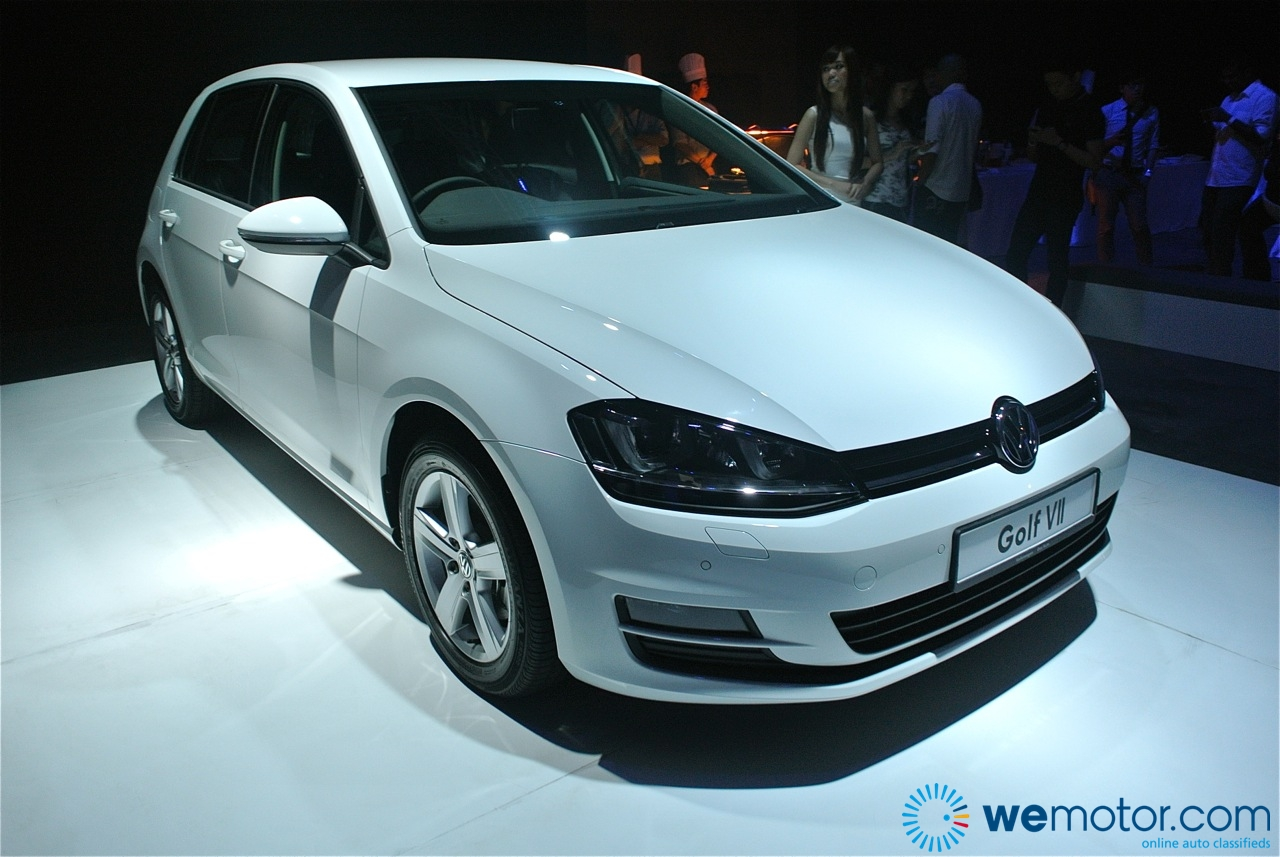 2013 VW Golf Mk7 Launch 018