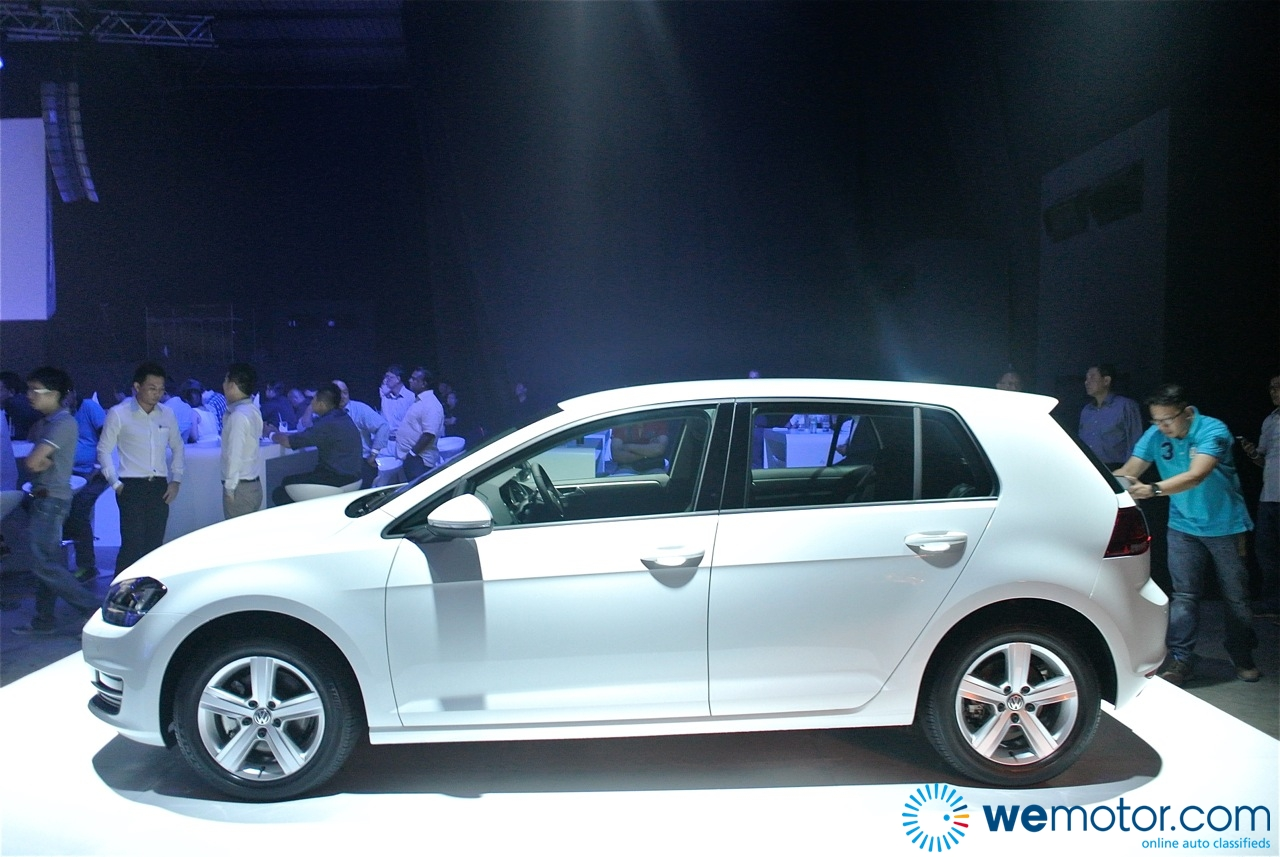 2013 VW Golf Mk7 Launch 021