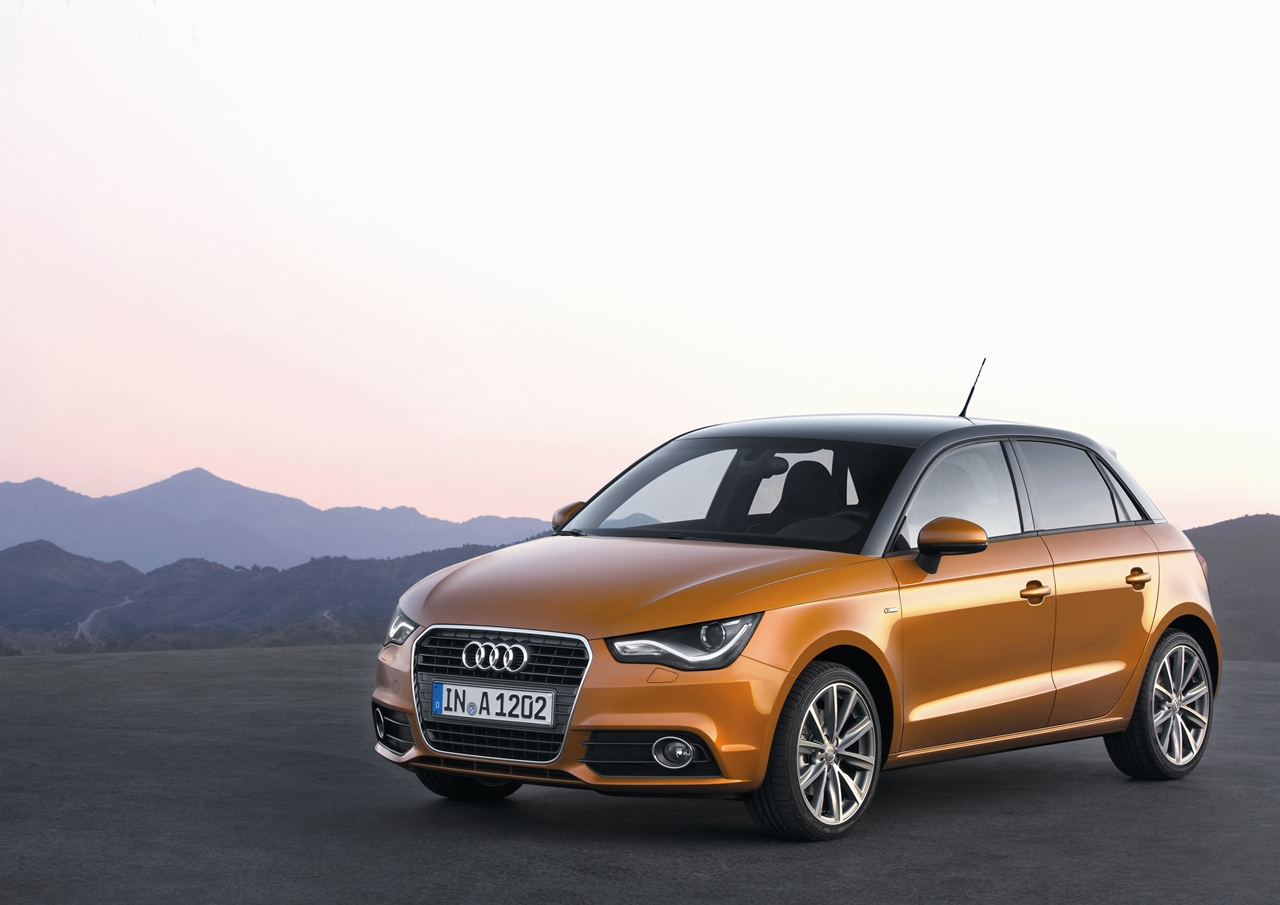 audi a1 now comes in sportback guise. Black Bedroom Furniture Sets. Home Design Ideas