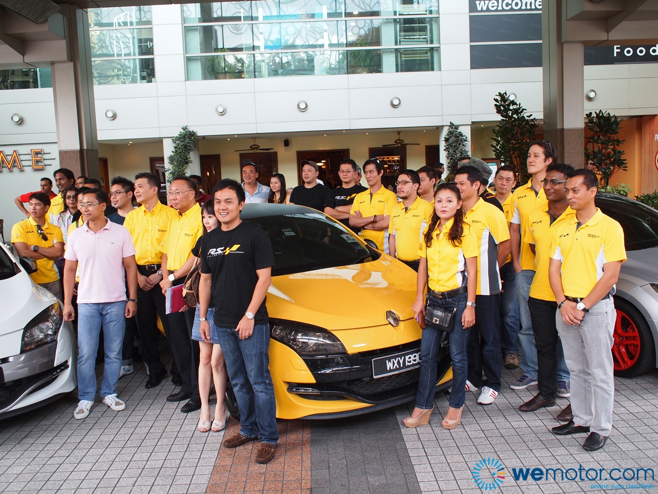 Renault Roadshow at BSC 020