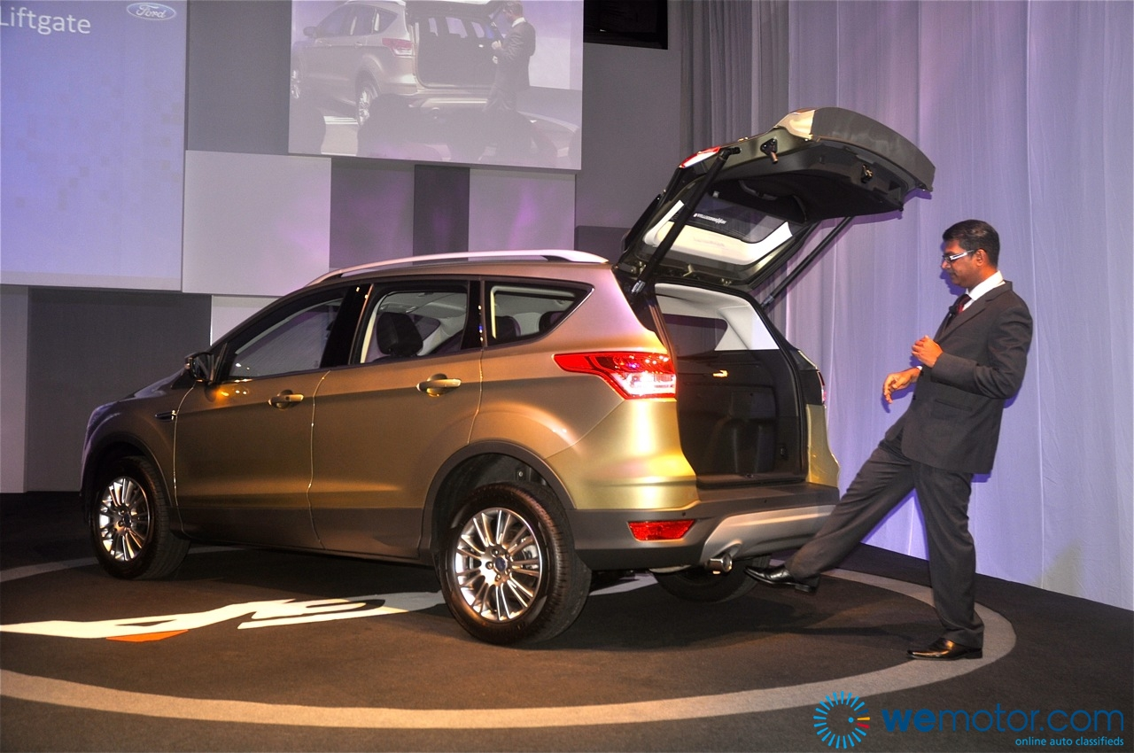 new car launches malaysia 2013Ford Launches AllNew 2013 Kuga SUV For Malaysian Market RM159