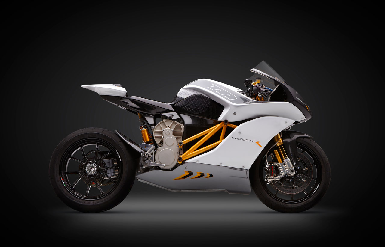Mission Motorcycles Mission R and Mission RS 05