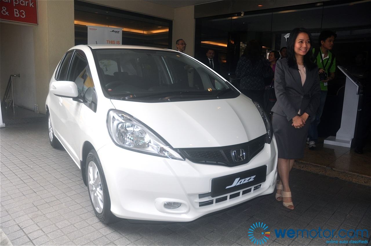 2013 Honda Jazz CKD Petrol Launch 13