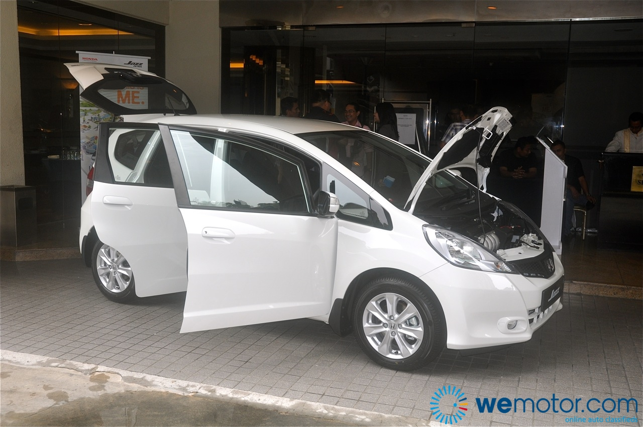 2013 Honda Jazz CKD Petrol Launch 19