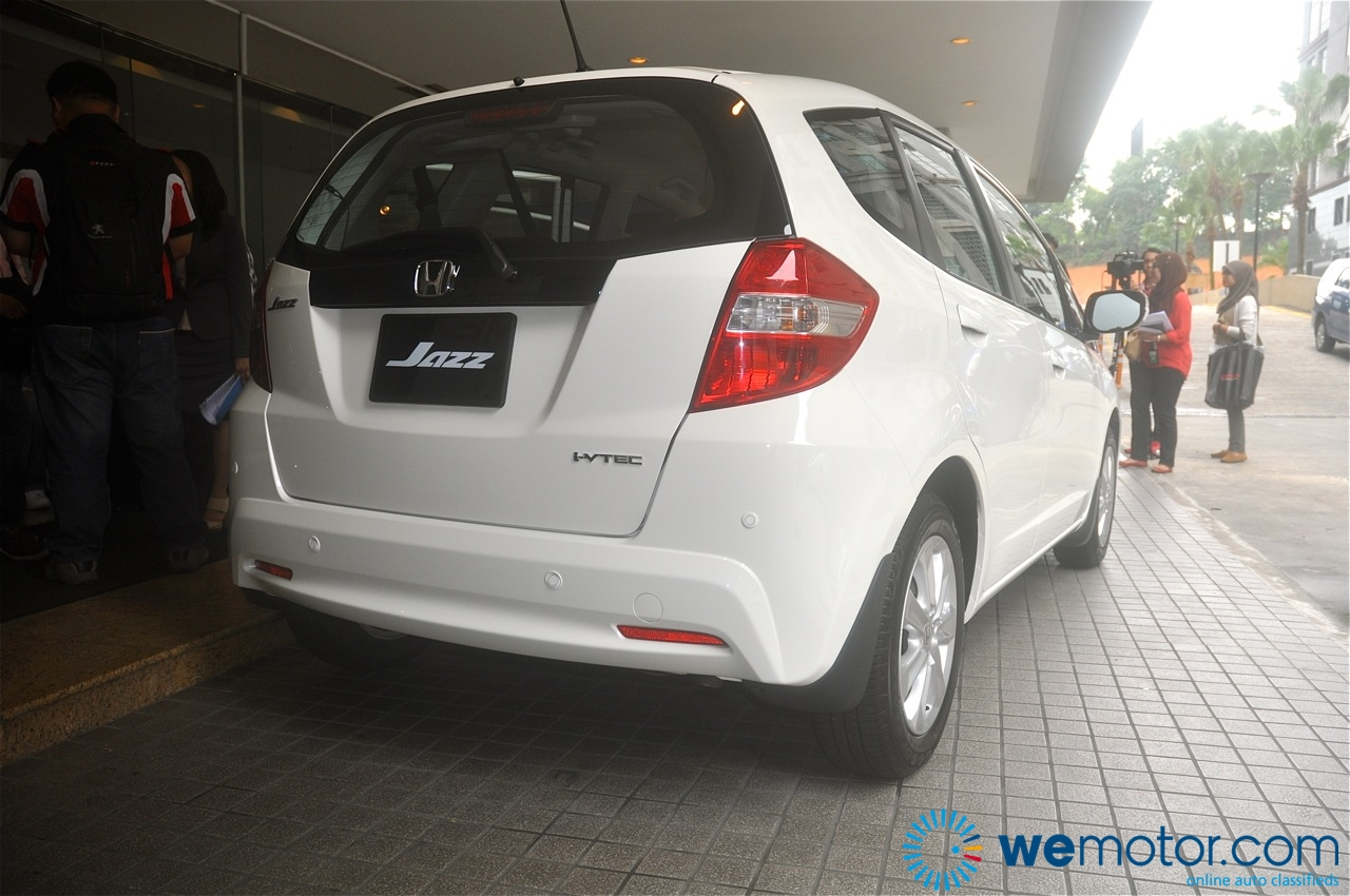 2013 Honda Jazz CKD Petrol Launch 21