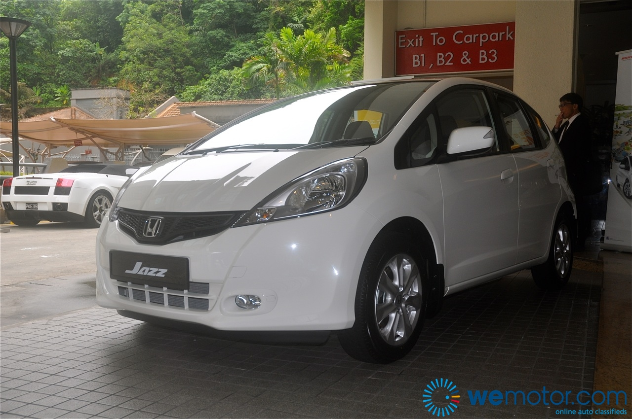 2013 Honda Jazz CKD Petrol Launch 23