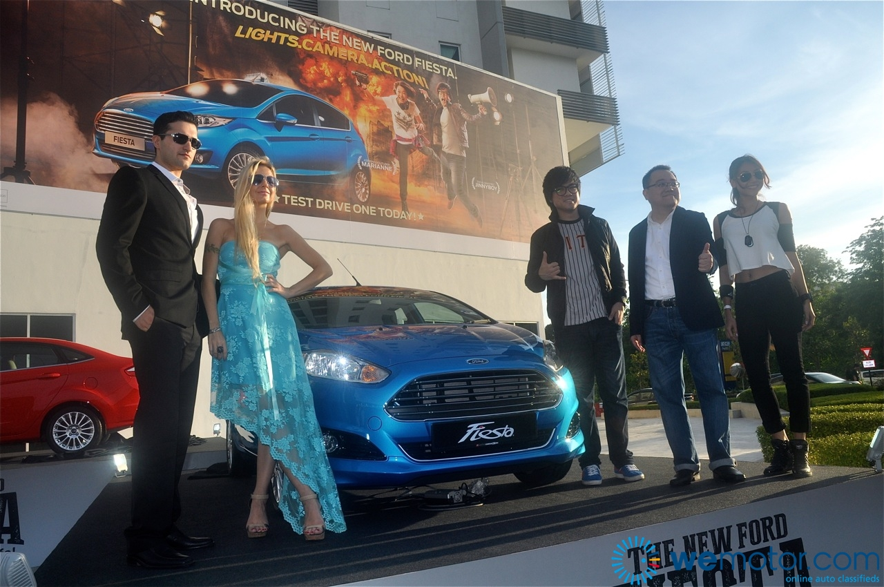 2013 Ford Fiesta Launch 08