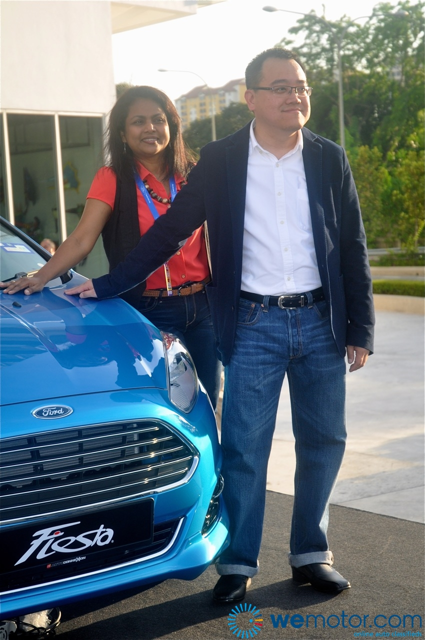 2013 Ford Fiesta Launch 16