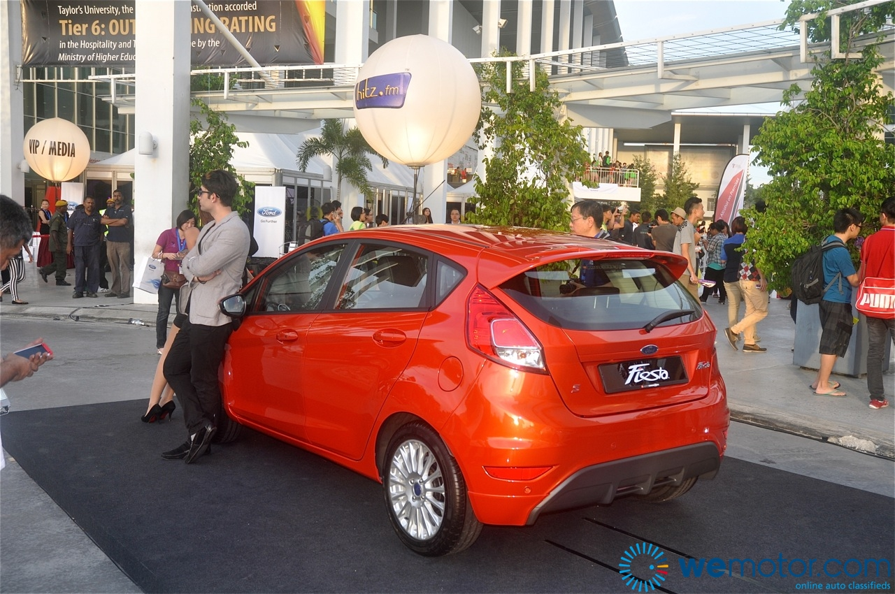 2013 Ford Fiesta Launch 69