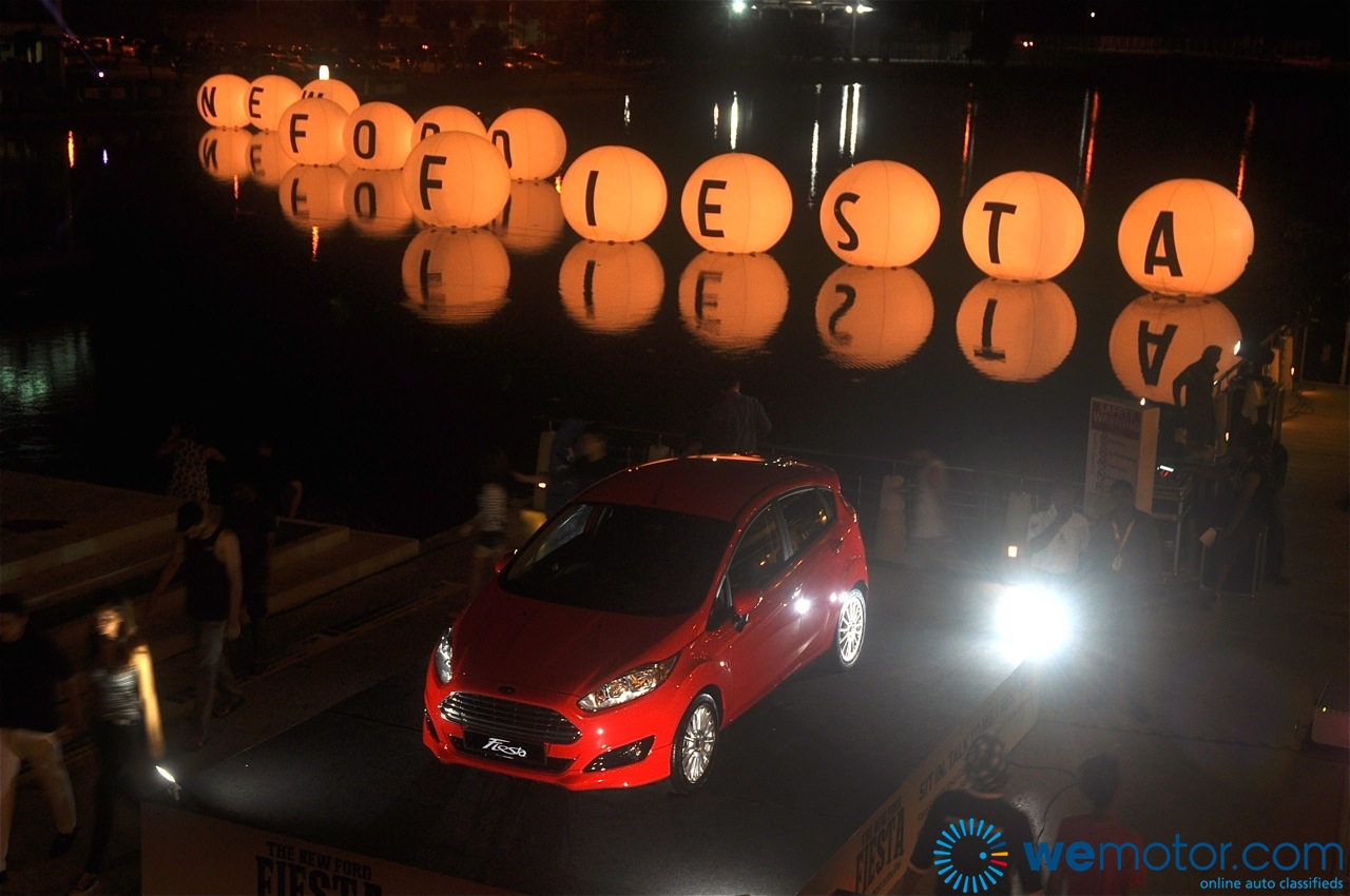 2013 Ford Fiesta Launch 74