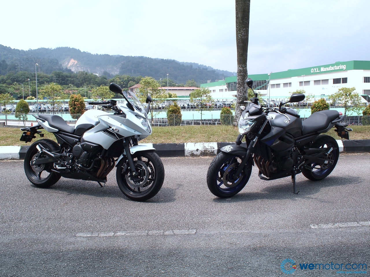 Review 2013 Yamaha Xj6 Naked Amp Diversion Wemotor Com