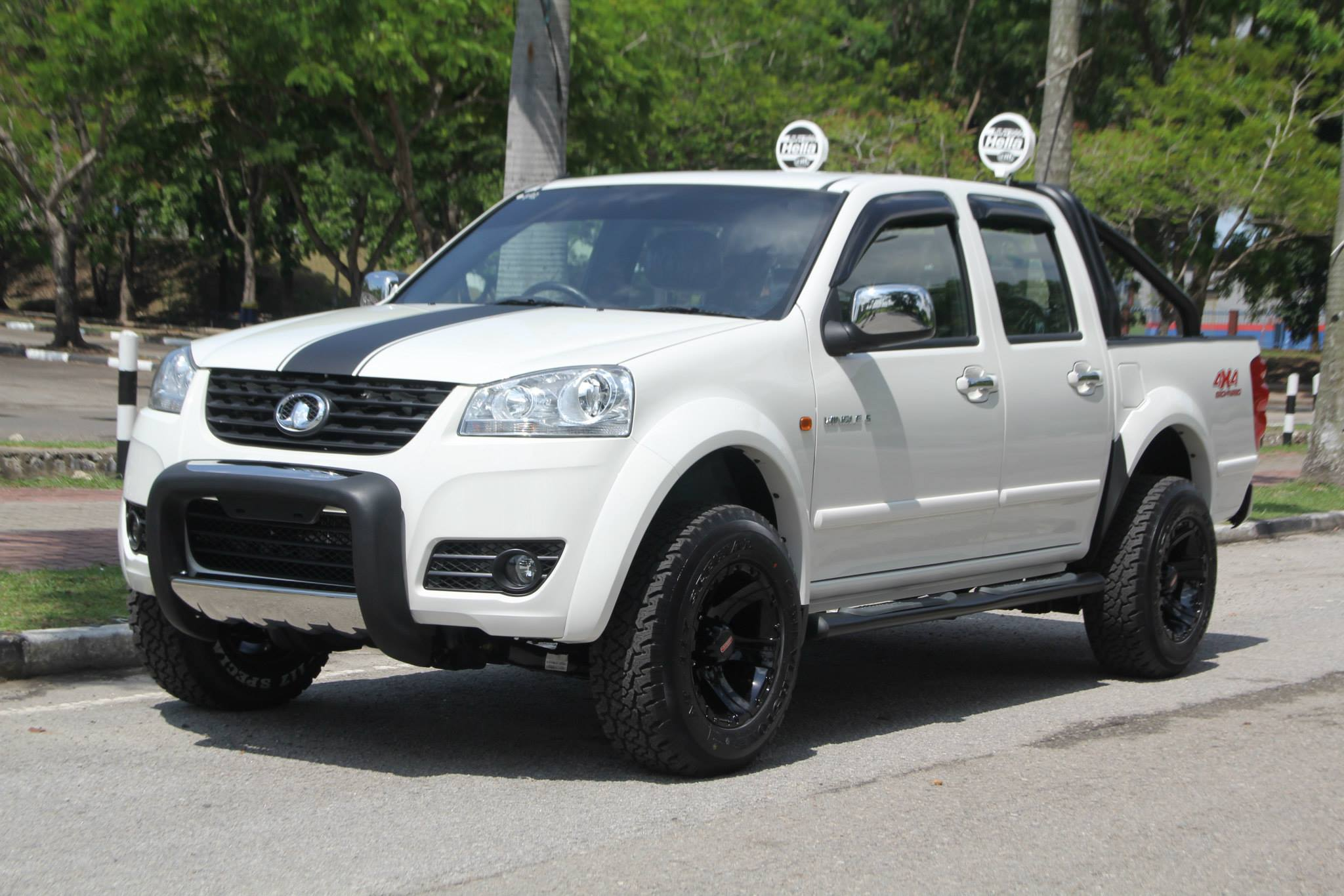 Launch 2013 Gwm Wingle 5 Premium X Starting From Rm72