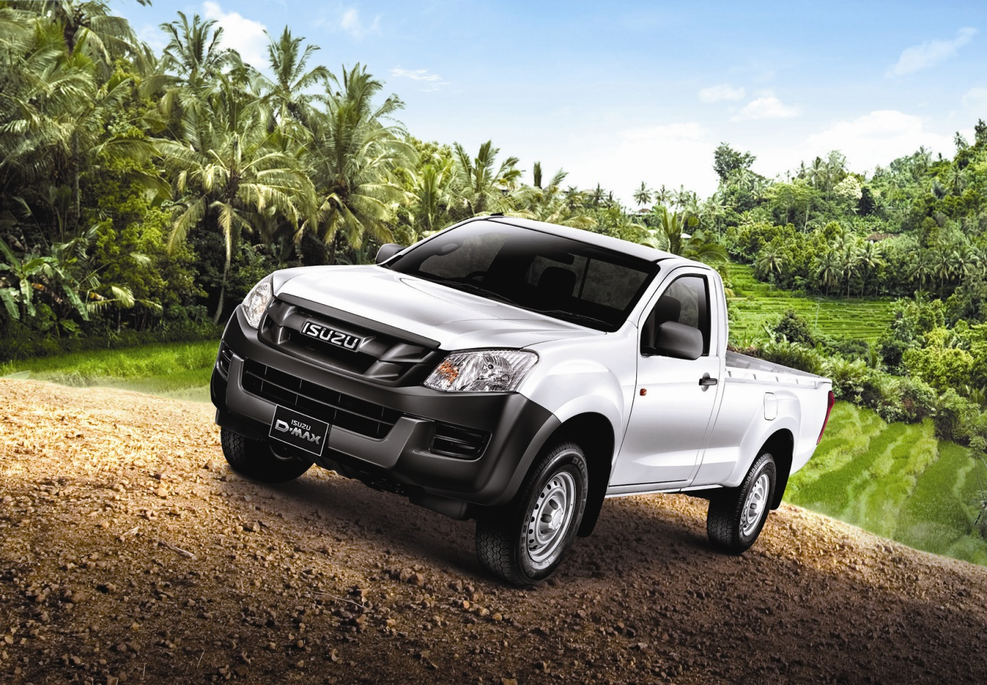 2013 Isuzu D-Max Single Cab Launch - 2