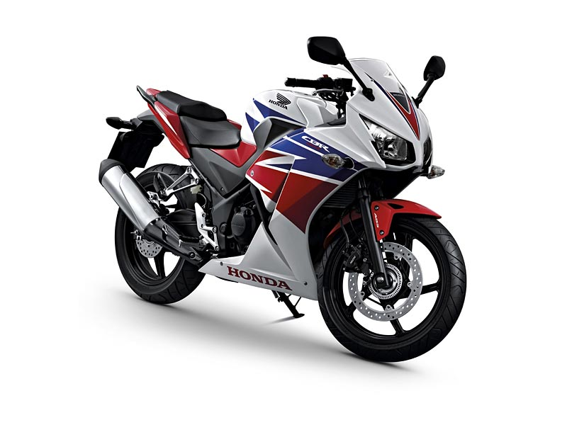 All-New 2014 Honda CBR 300R Unveiled At CIMAMotor 2013 - wemotor.com