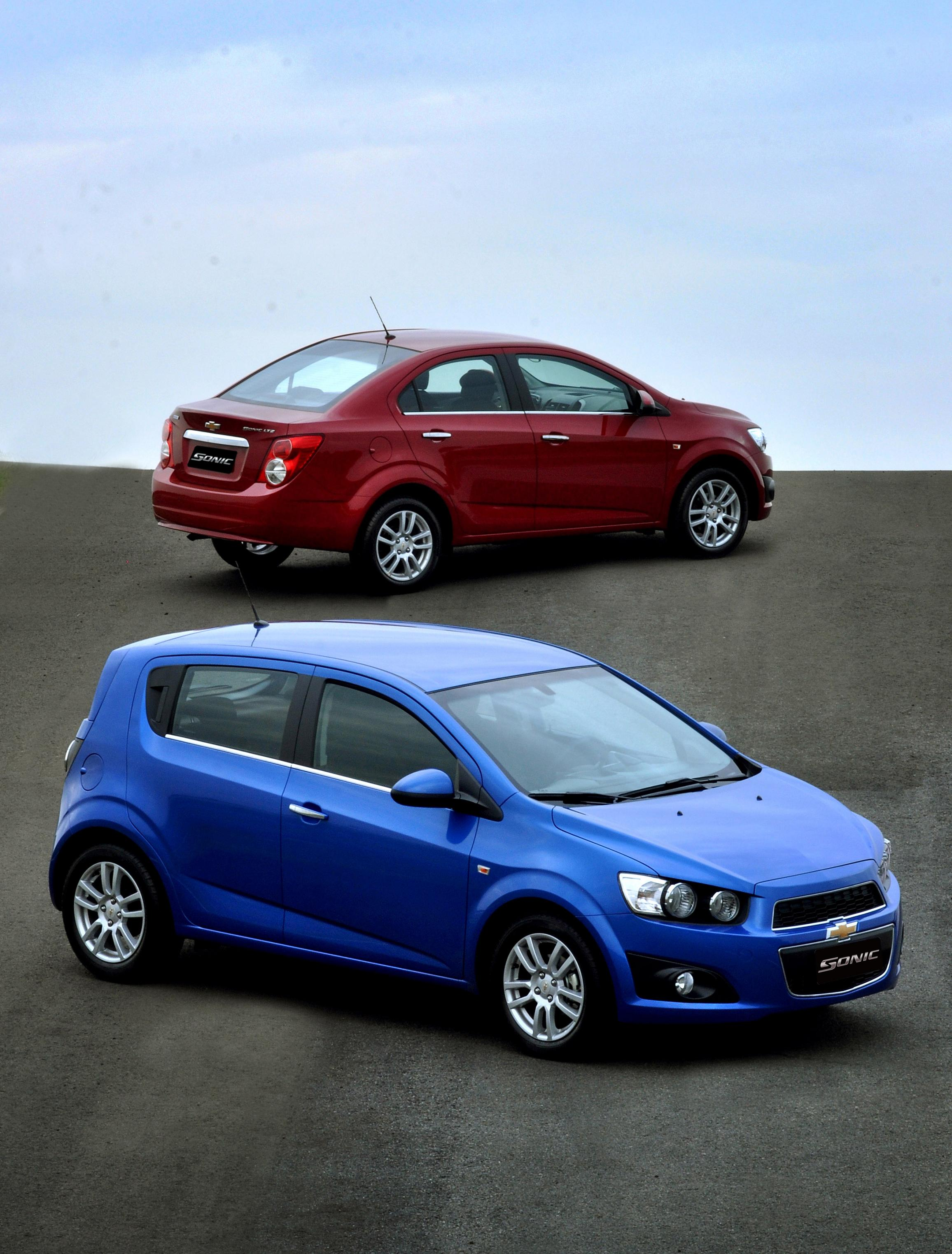 Chevrolet Sonic Hatch