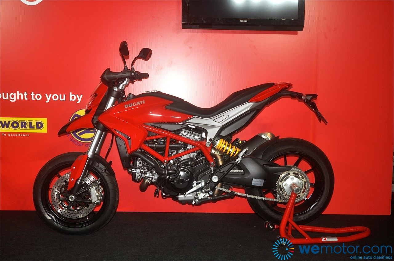 Ducati Hyperstrada and Hypermotard Launch by Nicky Hayden 04