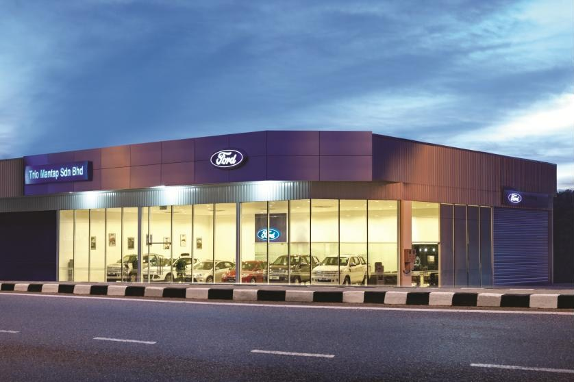 Ford 3S Centre Seremban - 1