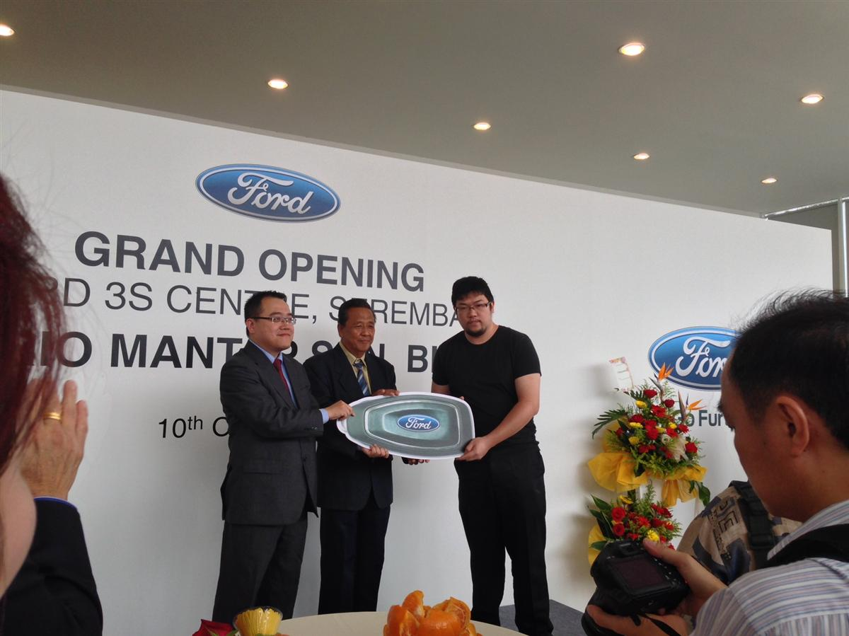 Ford 3S Centre Seremban - 2