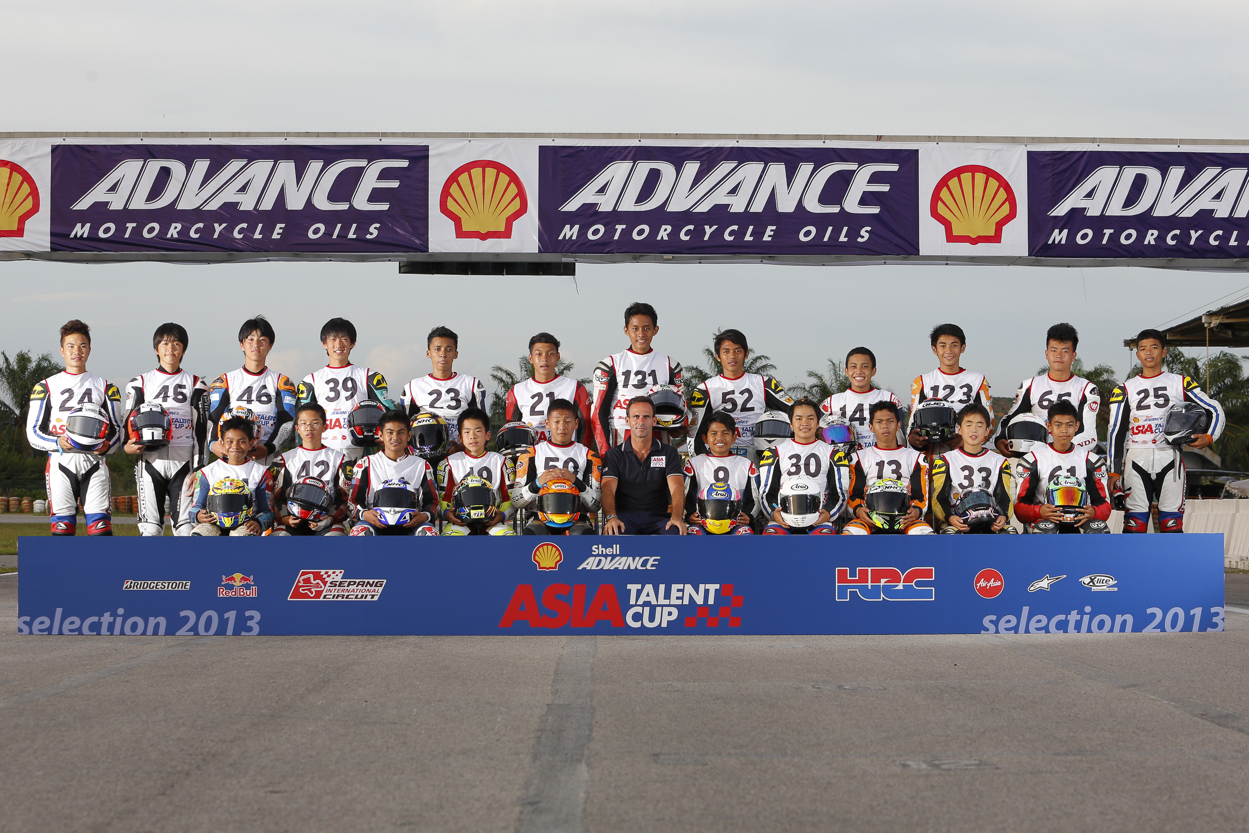 Shell Advance Asia Talent Cup 2014 - 1