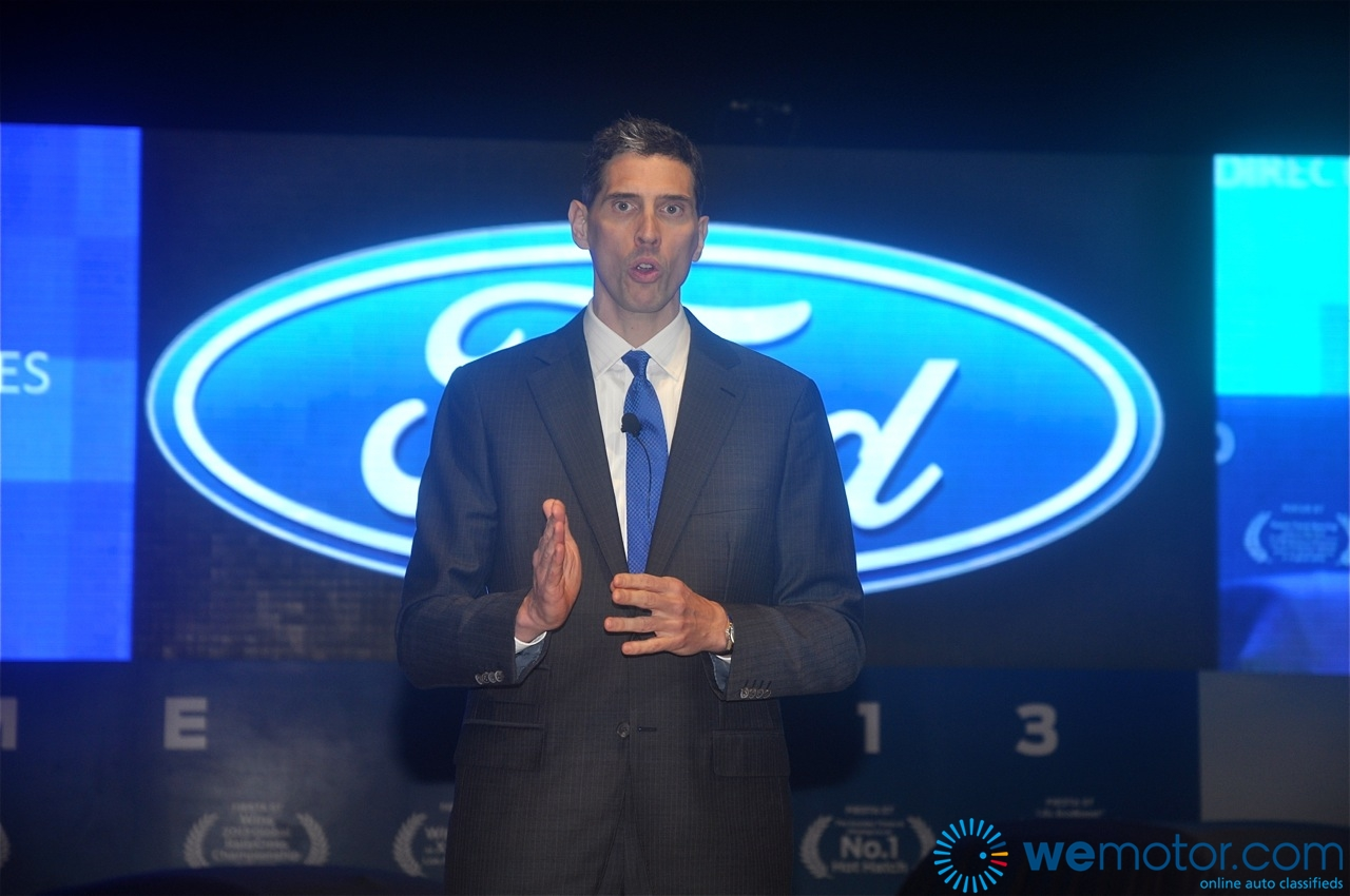 Ford EcoSport and Fiesta 1.0 litre EcoBoost Unveiling 03