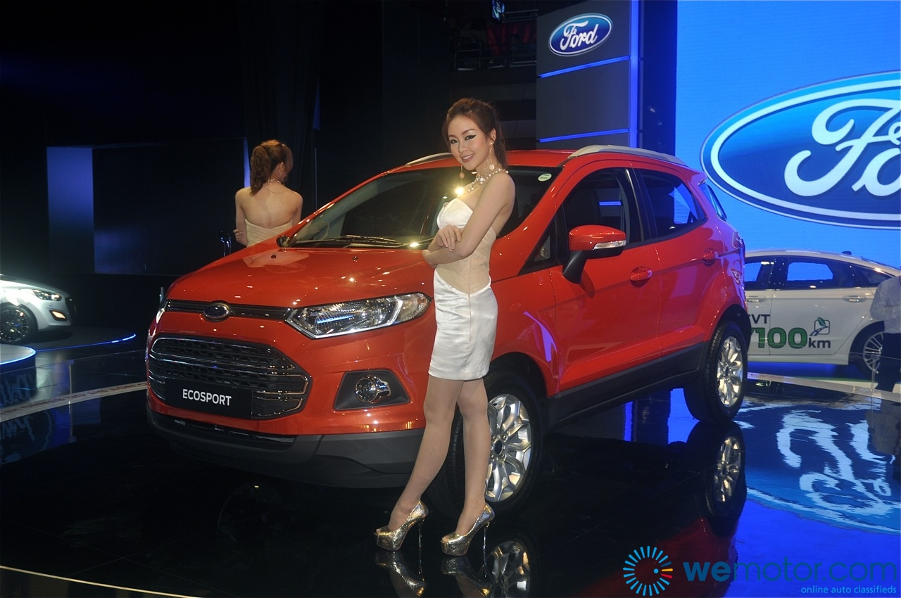 Ford EcoSport and Fiesta 1.0 litre EcoBoost Unveiling 10