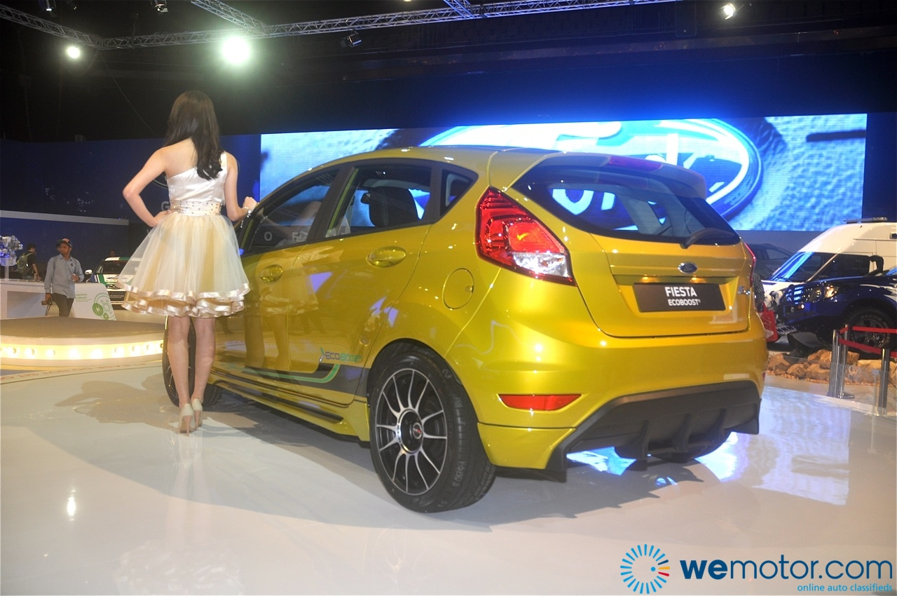Ford EcoSport and Fiesta 1.0 litre EcoBoost Unveiling 14