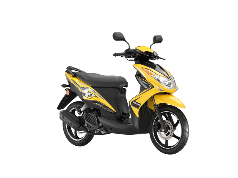 LAUNCH: New 2014 Yamaha Ego LC (RM5,640 Excluding Road Tax And Insurance) - wemotor.com