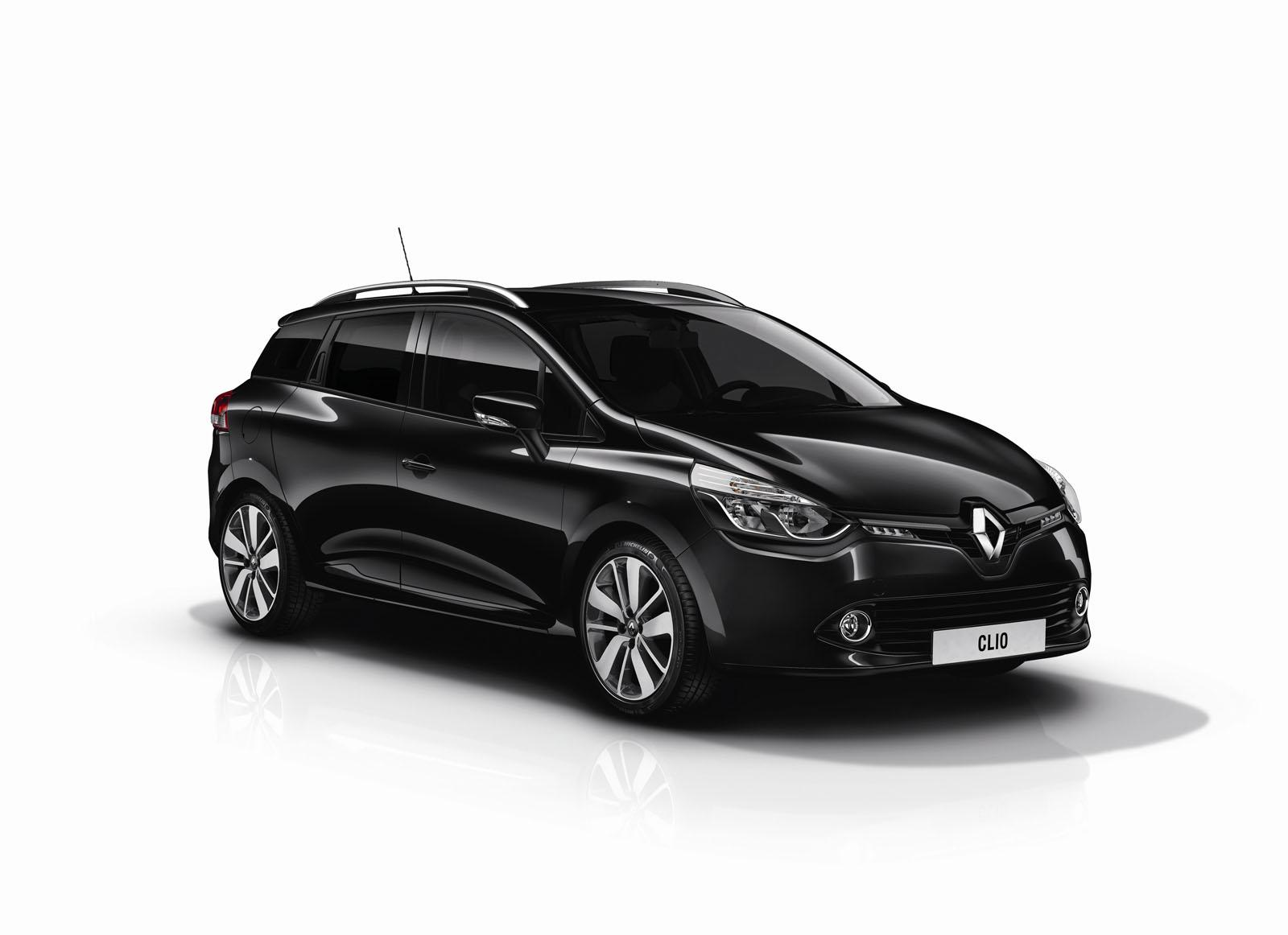 renault introduces clio 39 graphite 39 limited edition in europe. Black Bedroom Furniture Sets. Home Design Ideas