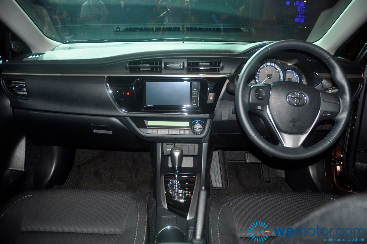 new car release in malaysia 2014LAUNCH AllNew 2014 Toyota Corolla Altis From RM114000 OTR With