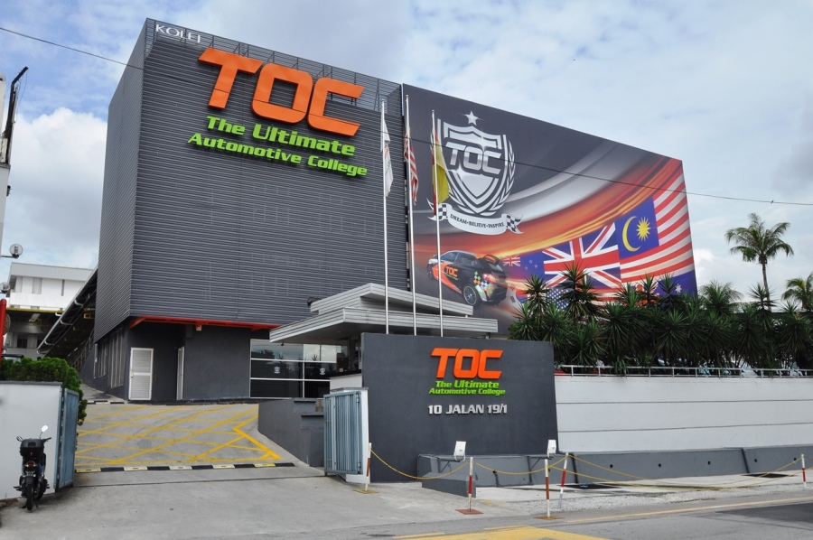 TOC Main Campus PJ